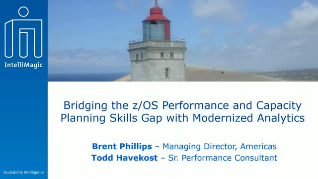 Bridging the z/OS Performance and Capacity Planning Skills Gap