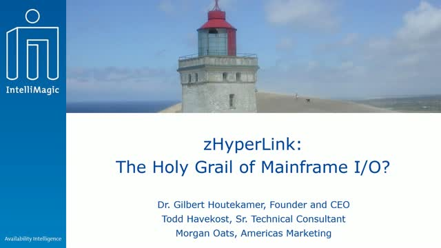 zHyperLink - The Holy Grail of Mainframe IO