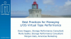 Best Practices for Managing z/OS Virtual Tape Performance