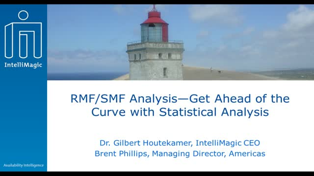RMF/SMF Analysis - Get Ahead of the Curve with Statistical Analysis