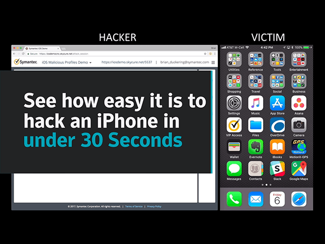 See How Easy it is to Hack a Mobile Device (Video Demo)