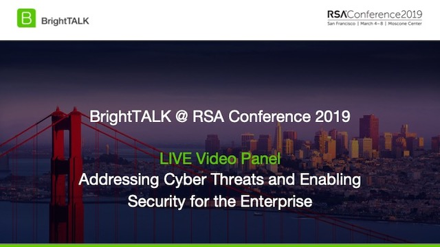Addressing Cyber Threats and Enabling Security for the Enterprise