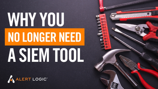 Why You No Longer Need a SIEM Tool