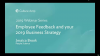 5 ways to use employee feedback to drive your 2019 business strategy
