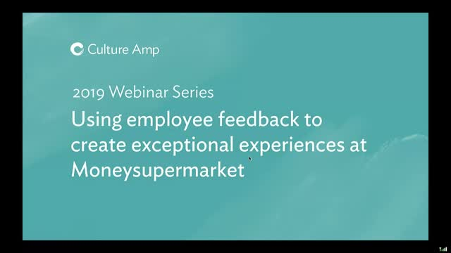 Using employee feedback to create exceptional experiences at Moneysupermarket