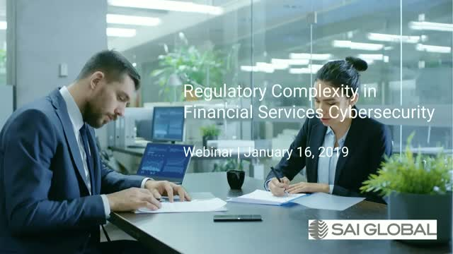 Regulatory Complexity in Financial Services Cybersecurity