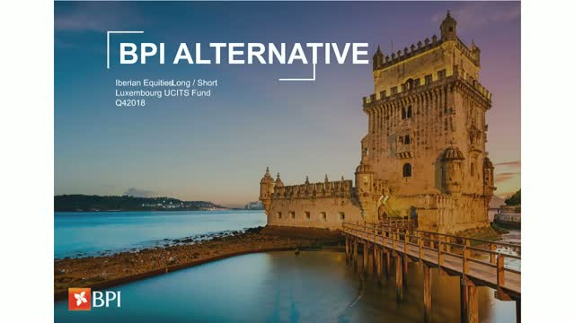 BPI Alternative Fund - 2018 in review