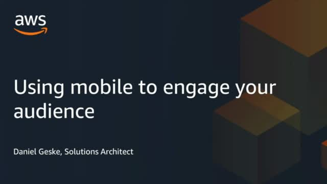 Using Mobile to Engage your Audience