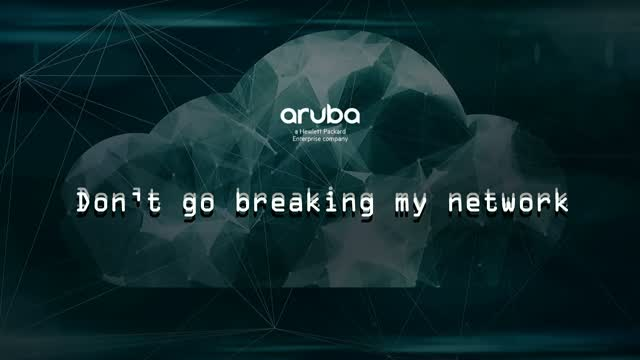 Wired Security -Don`t go breaking my Network!