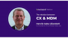 The relation between CX and MDM