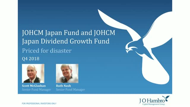 JOHCM Japan Fund Q4 2018 Update