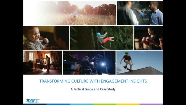 Transforming Culture with Engagement Insights: A Tactical Guide & Case Study