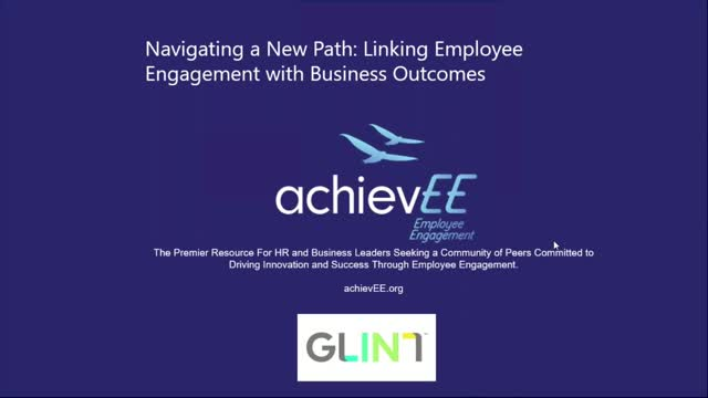 Navigating a New Path: Linking Employee Engagement with Business Outcomes