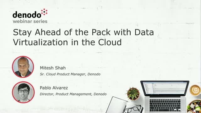 Stay Ahead of the Pack with Data Virtualization in the Cloud (APAC)