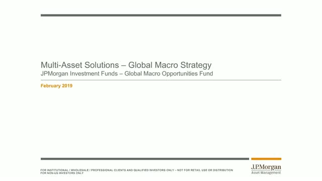 Global Macro Portfolio Management team