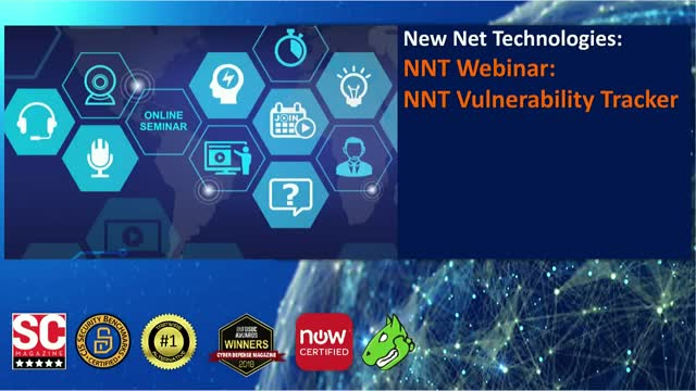NNT Vulnerability Tracker™ - Re-Innovating the Vulnerability Scanning Market