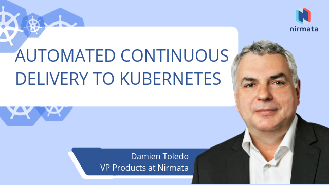 Automated Continuous Delivery to Kubernetes