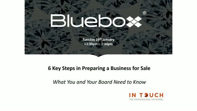 What you and your Board need to know when preparing a business for sale