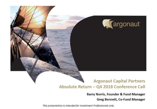 FP Argonaut Absolute Return Fund Q4 Update