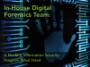 In-House Digital Forensics Team: Modern Information Security Program 'Must Have""