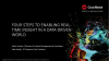 Four steps to enabling real-time insight in a data-driven world