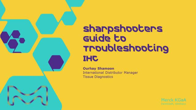 Sharpshooters Guide to Troubleshooting IHC