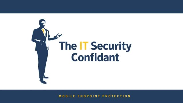 IT Security Confidante - Mobile Security