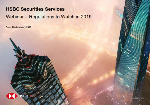 Regulations to Watch in 2019