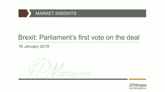 Brexit: Parliament's first vote on the deal