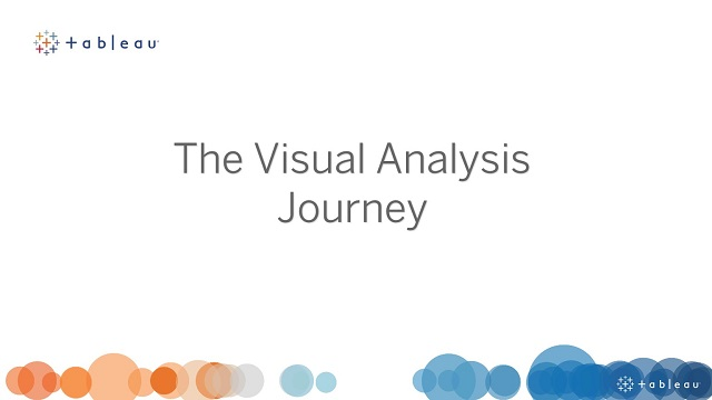 The Visual Analysis Journey