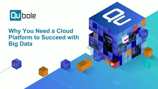 Why You Need a Cloud Platform to Succeed with Big Data
