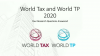 World Tax and World TP 2020 - Your questions answered