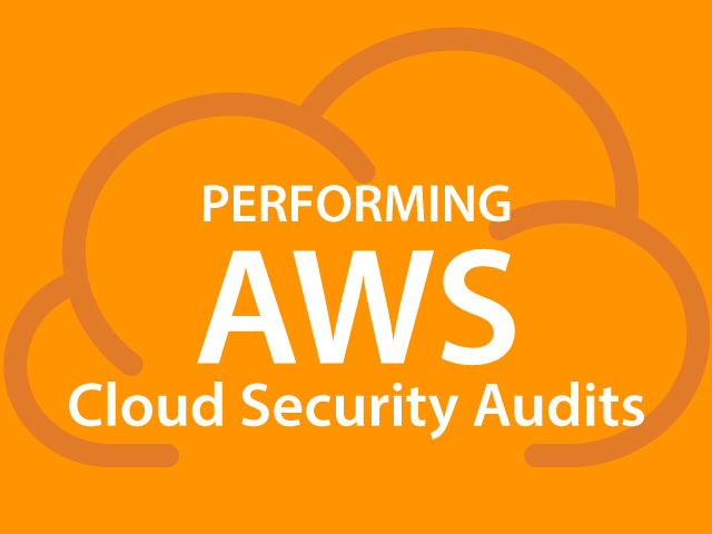 Performing AWS Cloud Security Audits