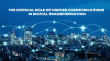 The Critical Role of Unified Communications in Digital Transformation