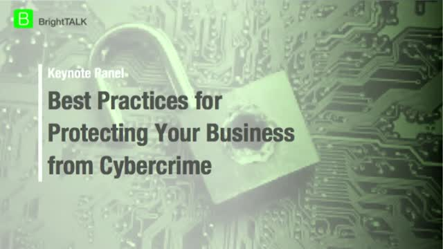 Best Practices for Protecting Your Business from Cybercrime