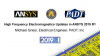High Frequency Electromagnetics Updates in ANSYS 2019 R1