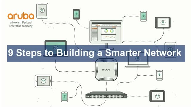 9 Steps to Building a Smarter Network - On Demand