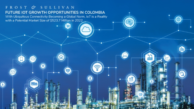 Future IoT Growth Opportunities in Colombia