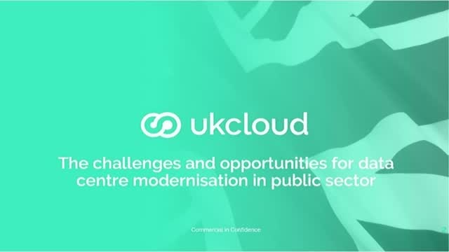 UKCloud & Microsoft discuss data centre modernisation in public sector