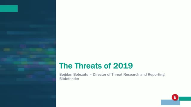 The Threats of 2019