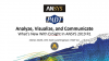 Analyze, Visualize, and Communicate - What's New With EnSight In ANSYS 2019 R1