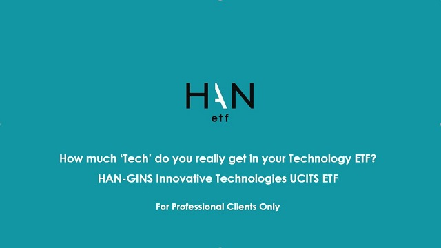 HANetf | How much 'Tech' do you really get in your Technology ETF?