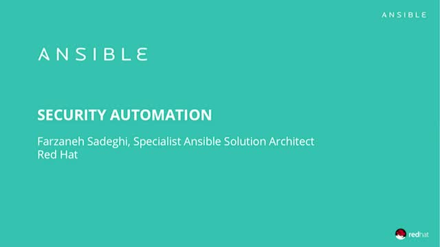 A Proactive and Collaborative Approach to Security Automation