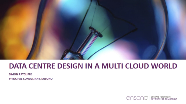 Data Centre Design in the Era of Multi-Cloud: IT Transformation Drivers