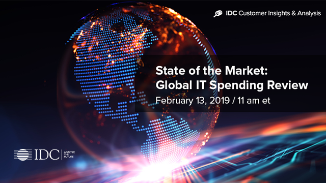 State of the Market: Global IT Spending Review and Outlook