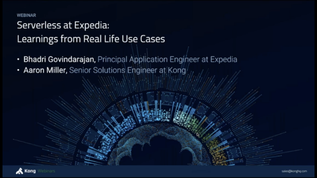 Serverless at Expedia: Learnings from Real Life Use Cases