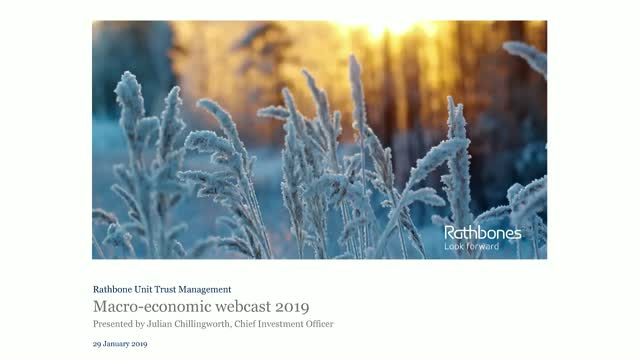 Rathbone Macro-economic webcast