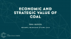 Socio-economic impacts of coal power and mining in major coal using economies