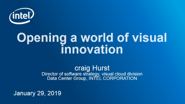 Opening a World of Visual Innovation