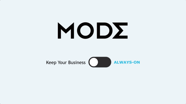 Why I Joined Mode: It's WAN-derful!—Doug Case, Mode